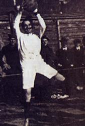 Luigi Durante, premier gardien de la juventus (1900-1911)