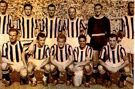 effectif de la juventus saison 1949-1950