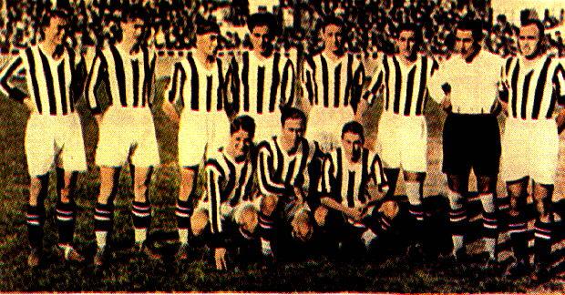 juventus saison 1930 1931